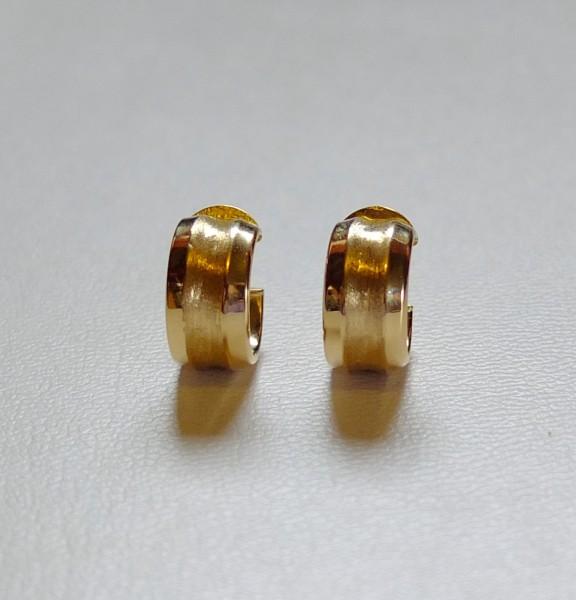 Oro amarillo – Argollas